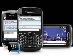 Comment utiliser BlackBerry Messenger