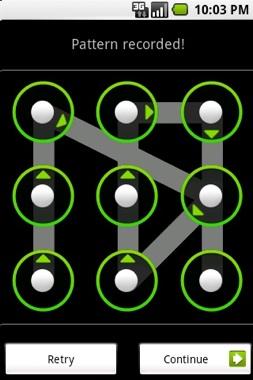 supprimer verrouillage écran samsung android schema