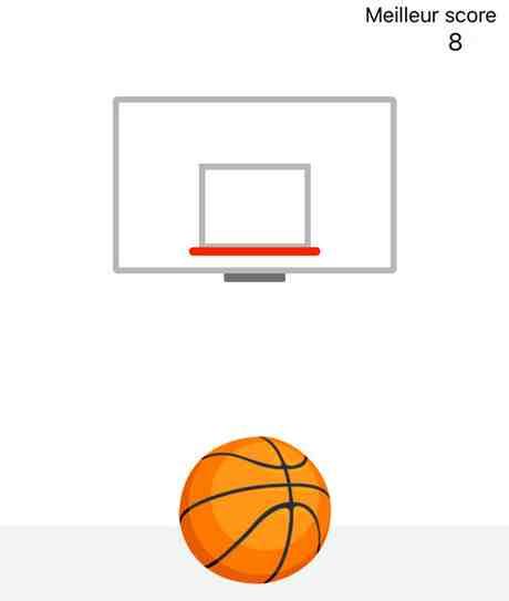 Joue aux jeux messenger basketball