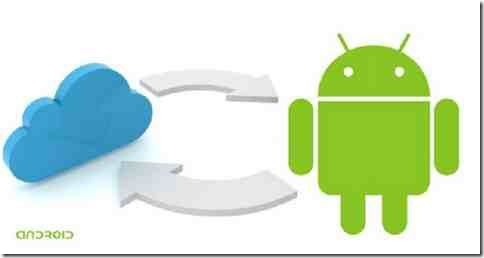 Android Applications Cloud Storage