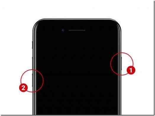comment réinitialiser l'iPhone 7 ou iPhone 7 Plus