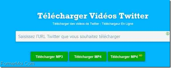 DownlodTwitterVideos Télécharger des vidéos Twitter