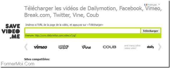 savevideo Télécharger Vimeo Videos