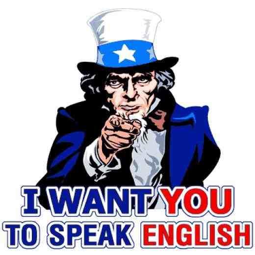 apprendre a parler anglais