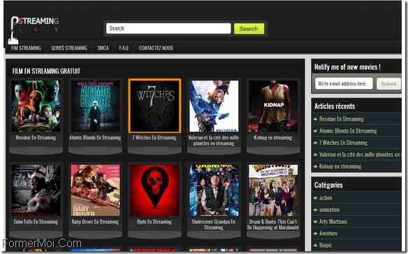 tops films gratuit en streaming vf