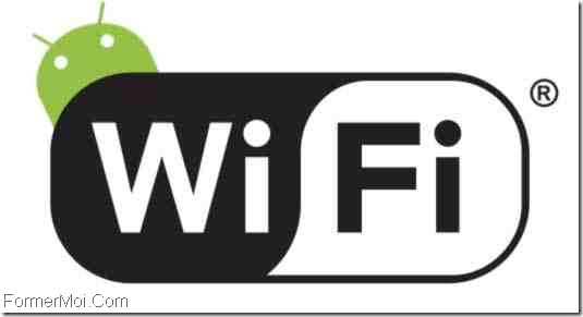 Pirater mot de passe WiFi Telephone Android