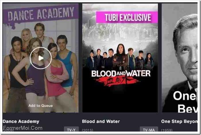 tubiTV-Series