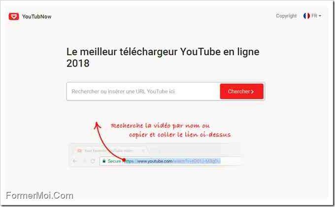telechargeur youtube en ligne