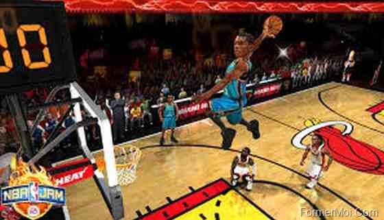 NBA Jam multijoueur en ligne