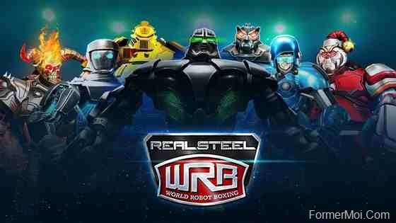 Real steel game mobile