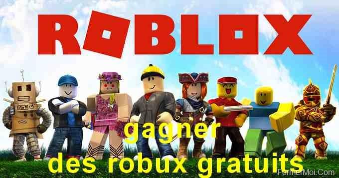 robux gratuits