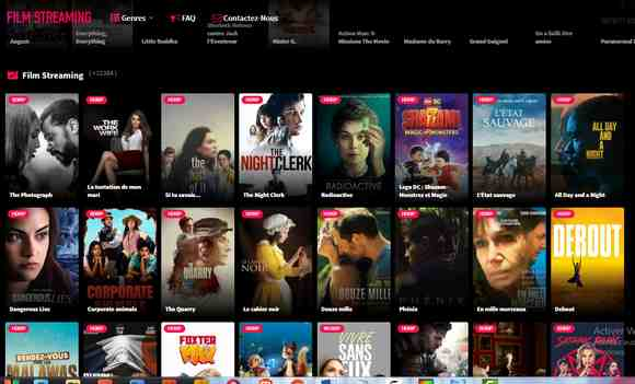 Film Streaming Par Genres