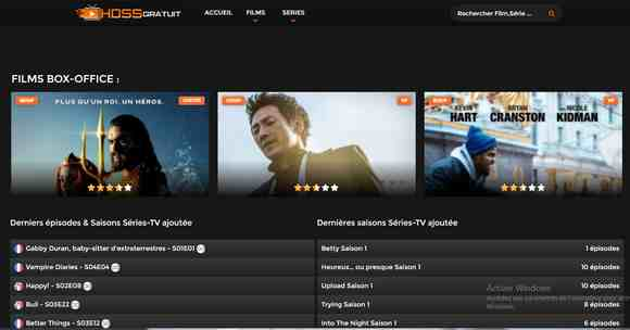 Film box office gratuit