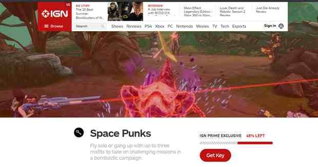 IGN Beta Giveaway télécharger gratuitement des jeux PC payants.