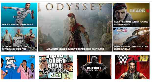 PC games meilleurs sites web pour télécharger des jeux PC gratuitement